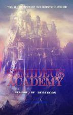 Semideus Academy: School Of Demigods (Slow Update) by HanaaalabssU