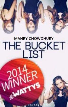 The Bucket List by MahryC
