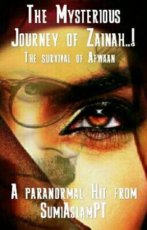 Zainah A Mystery - 2 by SumiAslamPT