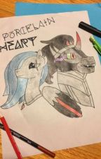 Porcelain Heart by Breations