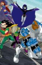 Reader x Teen Titans by Layarlia