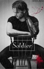 Soldier/ Bucky Barnes FF by rainbow_bunny14