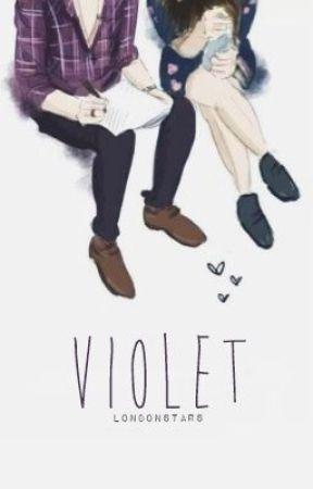 Violet [Harry Styles] by londonstars
