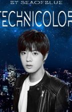 Technicolour - NCT Yuta x OC by seaofblue