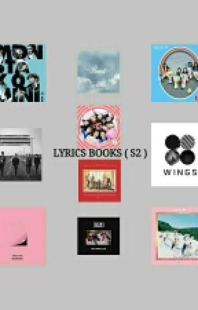 LYRICS BOOKS (S2) by BtsUnderwear