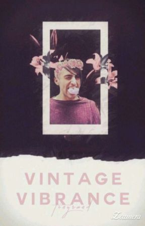 Vintage Vibrance [DISCONTINUED] by TinySand