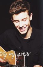 Play my guitar    Shawn Mendes by Stefanymea18