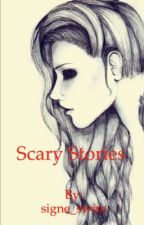 Scary Stories (dansk) by signe_swim