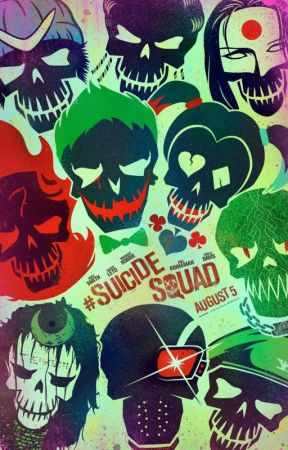 Suicide Squad Parent Preferences by Geekgirl110