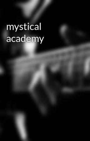 mystical academy  by marieward101