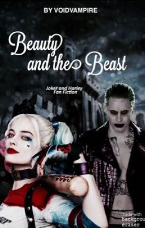 Beauty and the Beast - Joker and Harley  by voidvampire