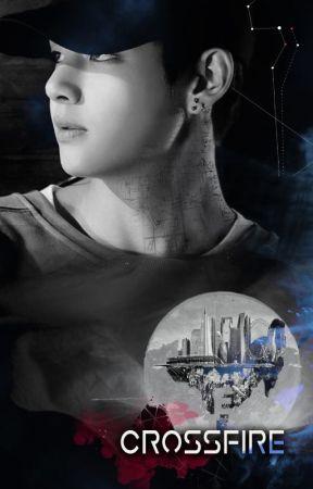 crossfire | kim taehyung. by alluretodarkness