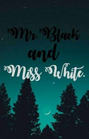 Mr. Black & Miss White. by FadedSmoke
