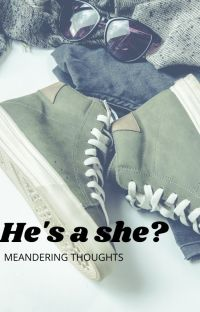 He's a she? cover