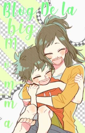 El Blog de la big momma by -ImTuMadre-