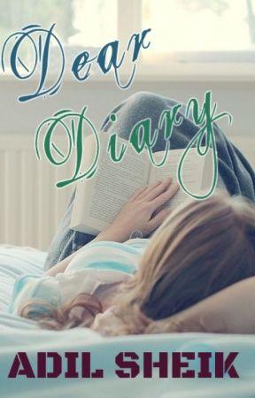 Dear Diary by adil_writings