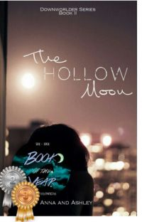 The Hollow Moon (Downworlder Series, #2) cover