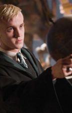Draco Malfoy x Male Reader  by Hannayoudo1