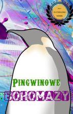 Penguin art (Pingwinowe bohomazy) by BlondPingwin