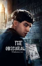 The Obscurial // Credence Barebone by Geekator