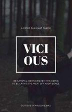VICIOUS (II) : peter pan ouat by curiosityanddreams