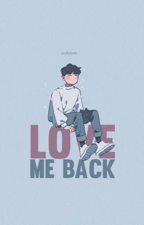 love me back - cyj&ijb by intactsoul