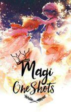 MAGI! Oneshots Reader Insert! [Slow Updates] by CheekyLittleBunny
