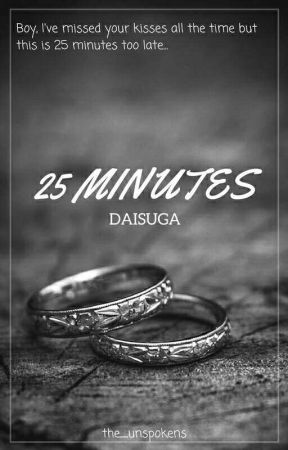 25 Minutes [DaiSuga] by the_unspokens