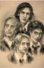 Новая история Хогвартса. by raman_cas