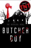 Butcher Boy : #tnthorrorcontest cover