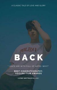 back • cha eunwoo cover