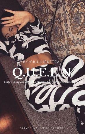 Q.U.E.E.N   August Alsina LS   by EbullientTra