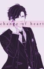 change of heart   jumin han x reader by mintflannel
