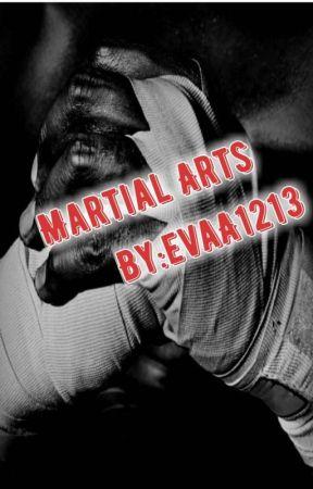 Martial Arts by evaA1213