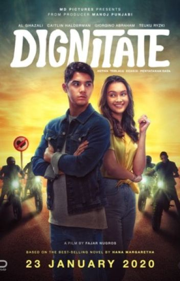 DIGNITATE ☑️ [available on bookstores]