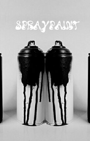 spraypaint by blurrylen
