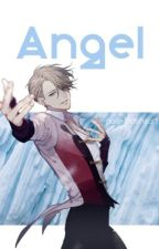 Angel [Victor Nikiforov] by pale-blueheart