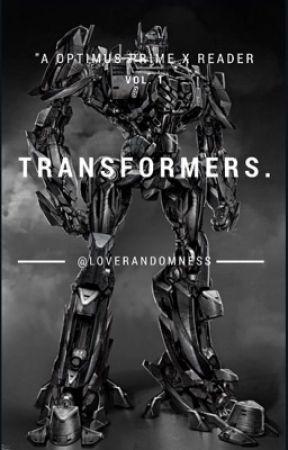Transformers [Optimus Prime X Reader] by LRJay_