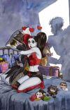 Crazy Love ~ Harley Quinn x Batman ~ cover