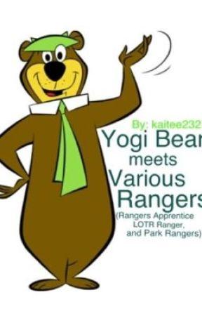 Yogi meets various rangers by kaitee232