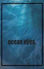 Ocean Eyes ❁ Newt Scamander by improbablywriting