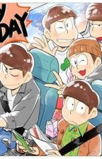 Osomatsu San x Reader-The Girl Next Door by Krazy_Otaku9235