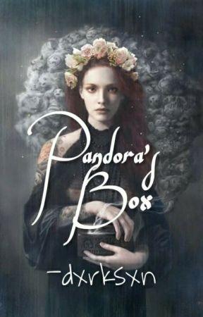 Pandora's Box© by -dxrksxn