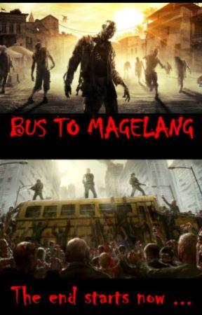 BUS TO MAGELANG by DavidCahyo