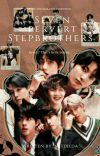 Seven Pervert StepBrothers (BOOK 1) ✔ cover