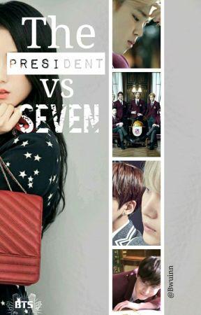 The President VS Seven by Bwuinn