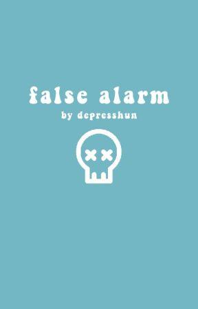 false alarm - g.d by depresshun