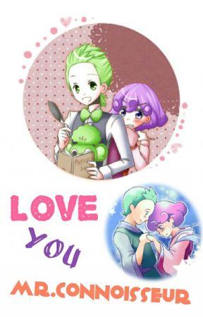 Love You Mr.Connoisseur  by Ezra_Kimcha
