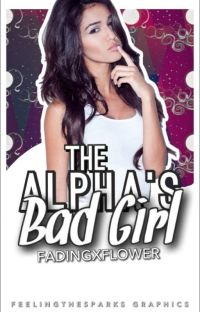 The Alpha's Bad Girl  cover