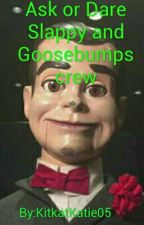 [Updated!!]Ask or Dare!!The Goosebumps crew by MgKatie05